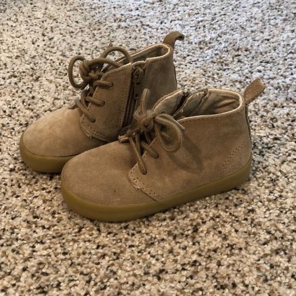 GAP Other - Gap boys khaki boots